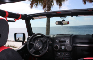Rent a Jeep in Miami